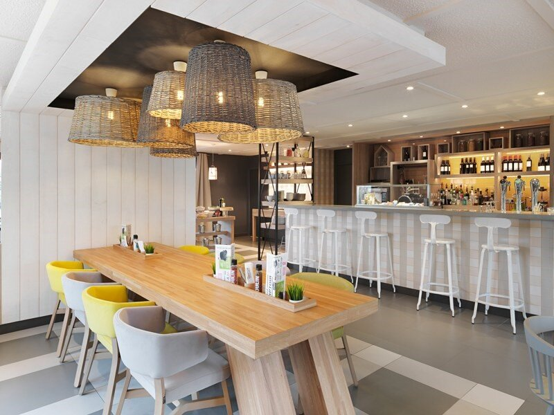 Le Comptoir is the new restaurant concept for Campanile hotel  (9)