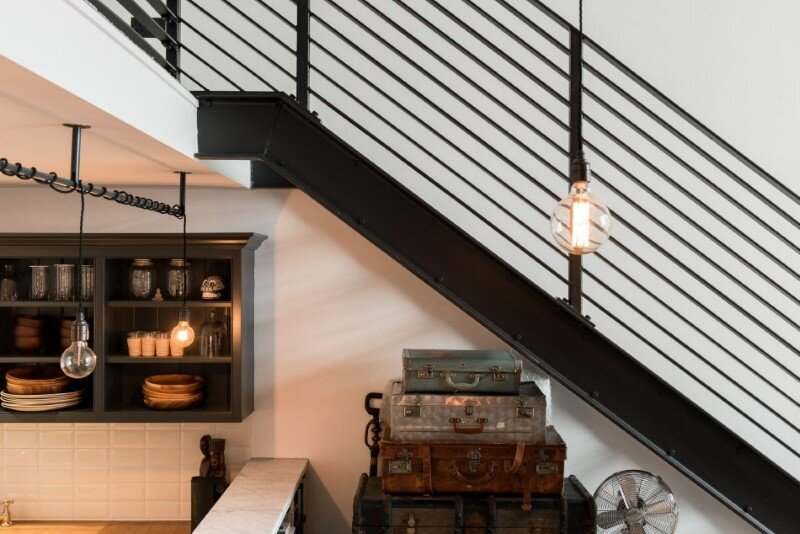 Loft apartments with an industrial factory feel - Northbourne, London (13)