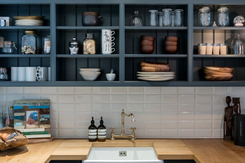 Loft apartments with an industrial factory feel - Northbourne, London (14)