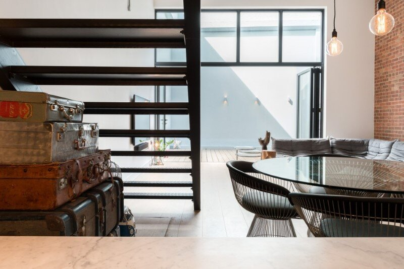 London apartments with an industrial factory feel - Northbourne, London (6)