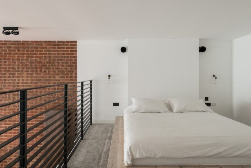 London apartments with an industrial factory feel - Northbourne, London (7)