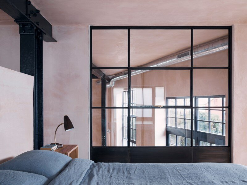 Clapton warehouse converted into a stylish life space (4)