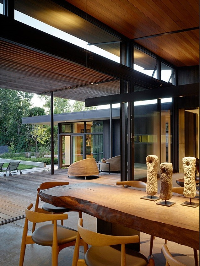 Mill Valley Courtyard Home by Aidlin Darling Design (13)