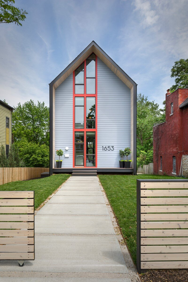 Modern family house with a simple architecture and charming interiors (1)