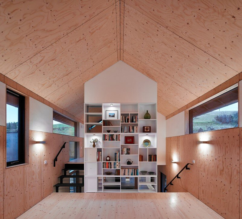 Old mill transformed into a modern holiday home (2)