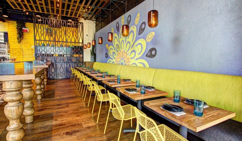 Pepita restaurant - Central American cantina concept, modernized and colorful (2)