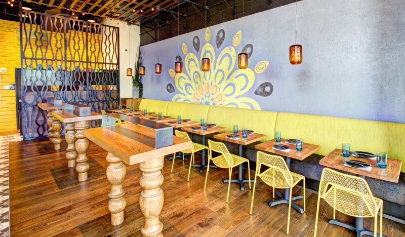 Pepita restaurant - Central American cantina concept, modernized and colorful (4)