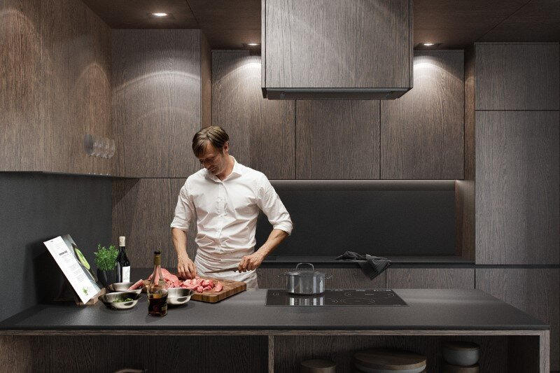 Steakhouse - interior design project completed by Minsk-based Nordes Design Group (2)