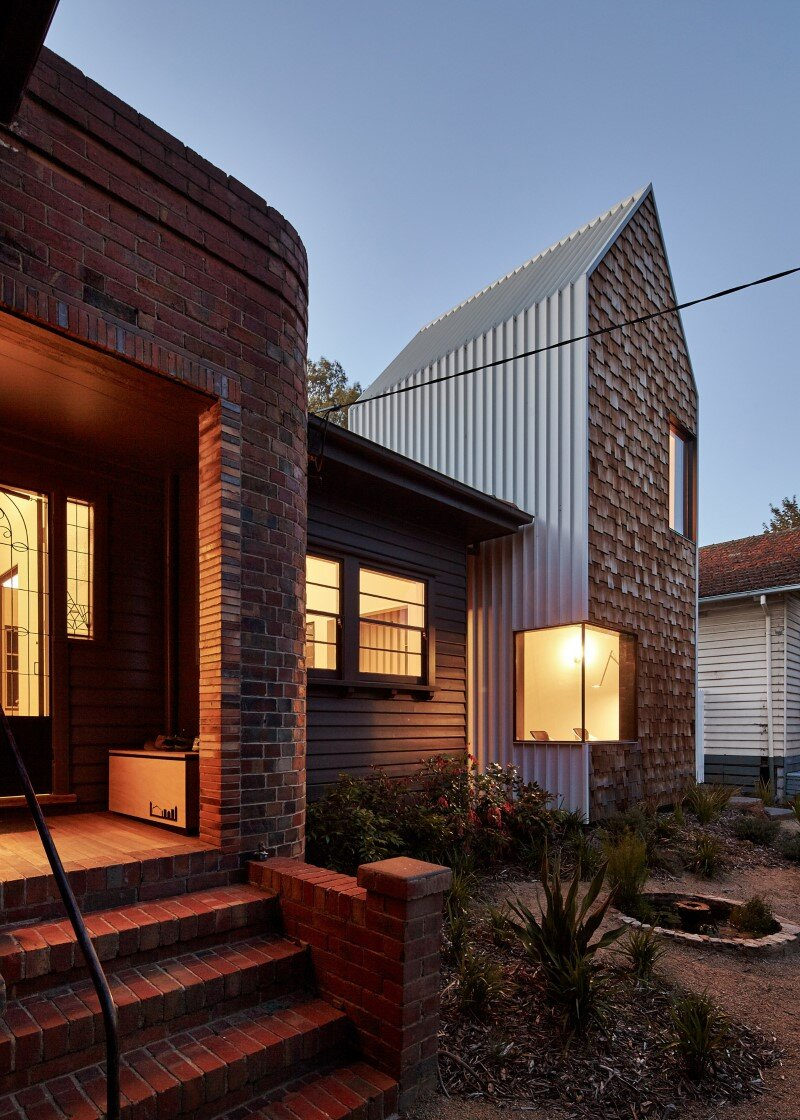 Weatherboard house - creative extension and renovation for a long-term family home (10)
