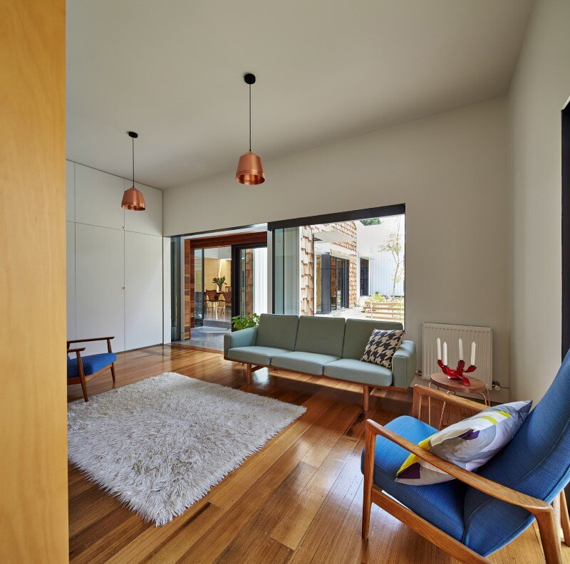 Weatherboard house - creative extension and renovation for a long-term family home (2)