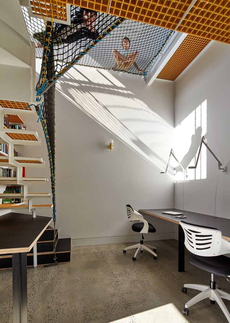 Weatherboard house - creative extension and renovation for a long-term family home (7)