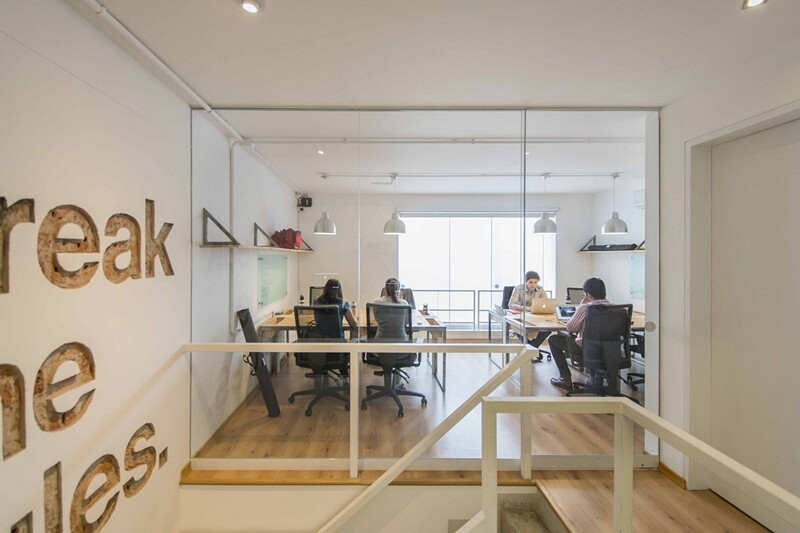 Work & Play - expansion of office space for Comunal, in Lima, Peru (20)