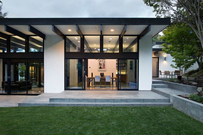 Atrium House - energy efficient new home by Klopf Architecture (20)
