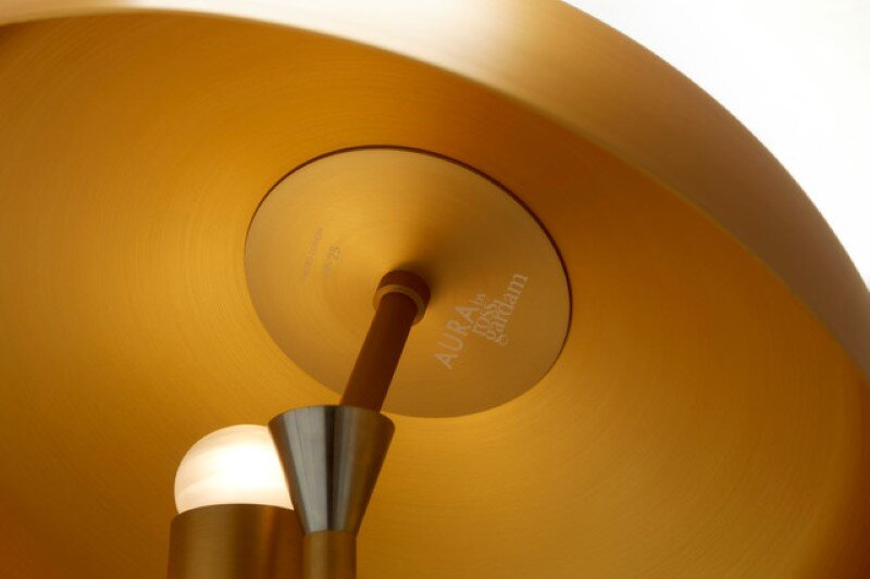Aura Lamp is designed by Melbourne-based Ross Gardam 2
