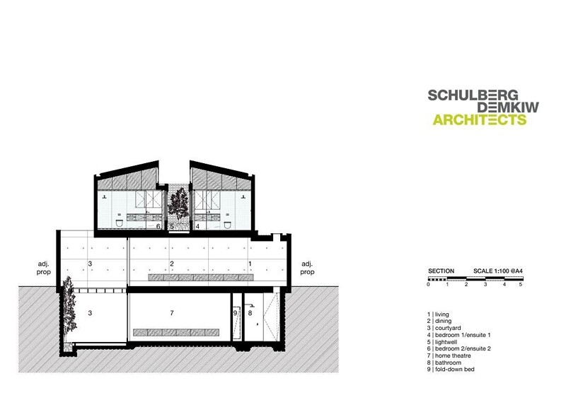 Beach Avenue House designed by Schulberg Demkiw Architects (3)