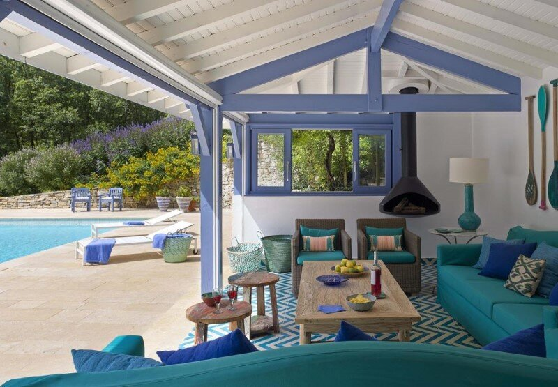 Biarritz House - refreshing blue and a beautiful relaxation area on the French Atlantic coast (11)