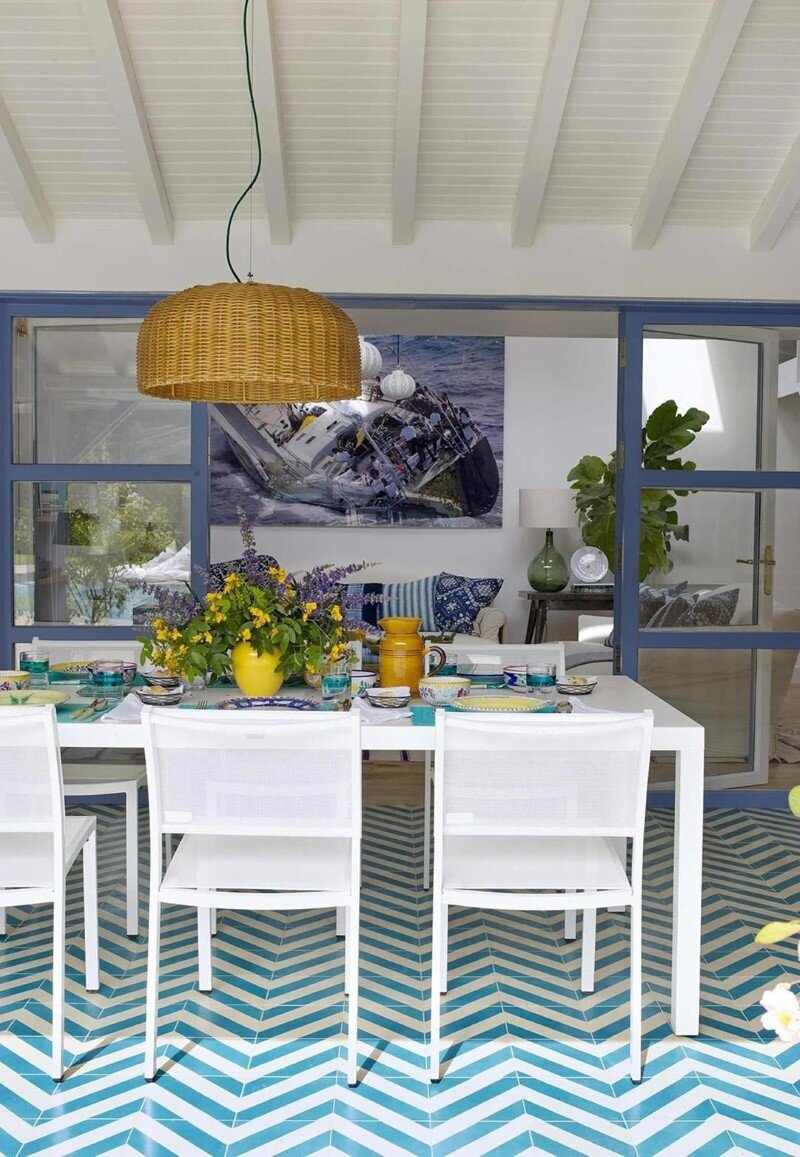 Biarritz House - refreshing blue and a beautiful relaxation area on the French Atlantic coast (12)