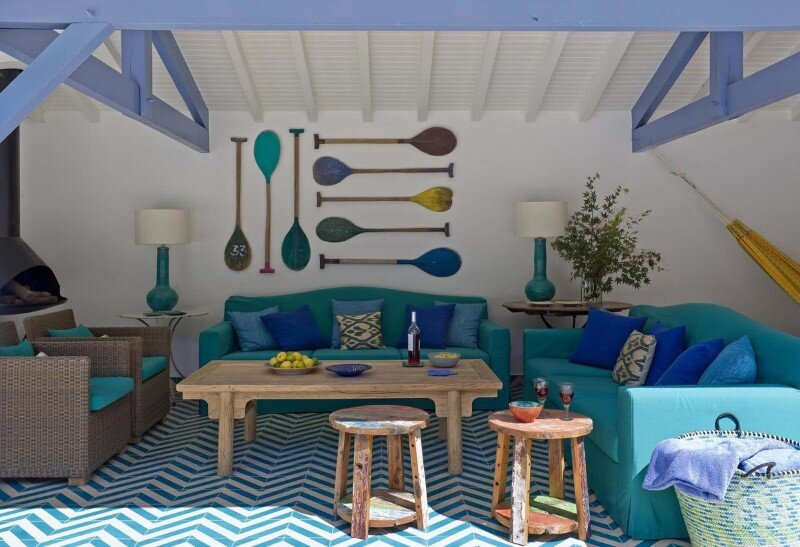Biarritz House - refreshing blue and a beautiful relaxation area on the French Atlantic coast (9)