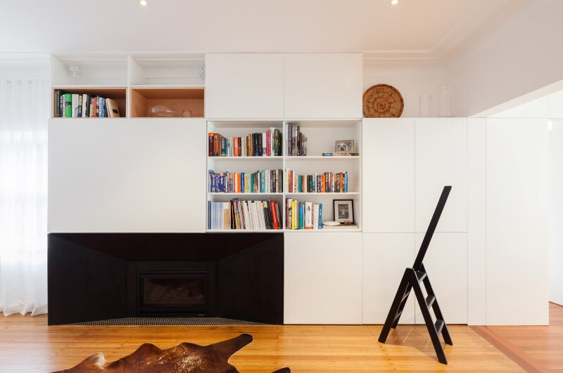 Breeze Block House was reorganized to create a more contemporary open plan (3)