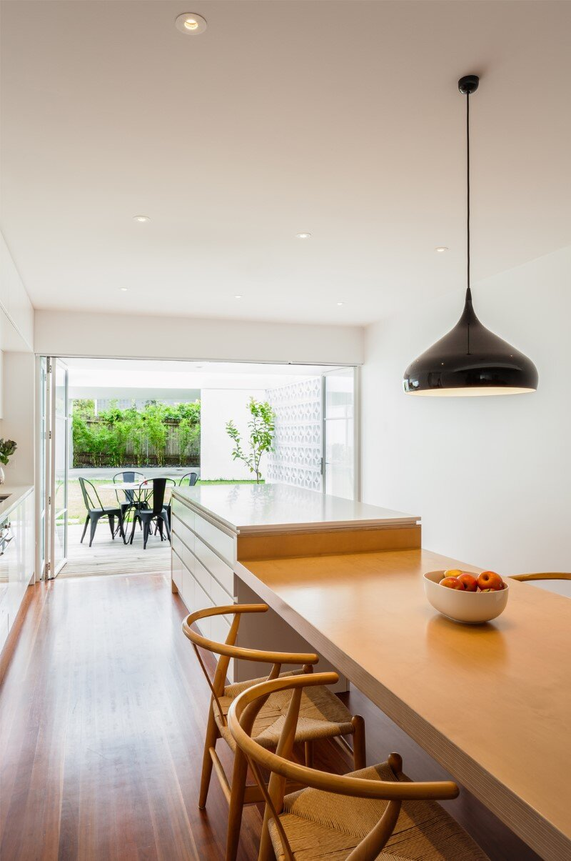 Breeze Block Home was reorganized to create a more contemporary open plan (5)