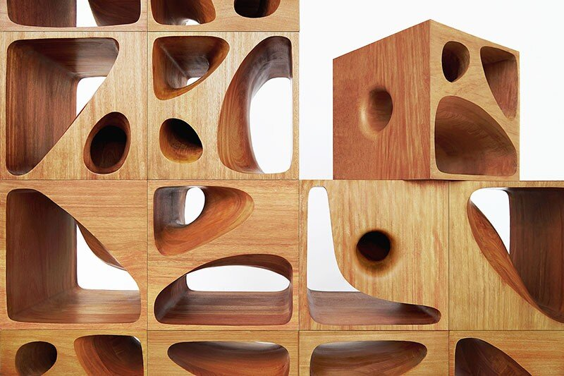 CATable wooden cubes designed for playful cats (1)