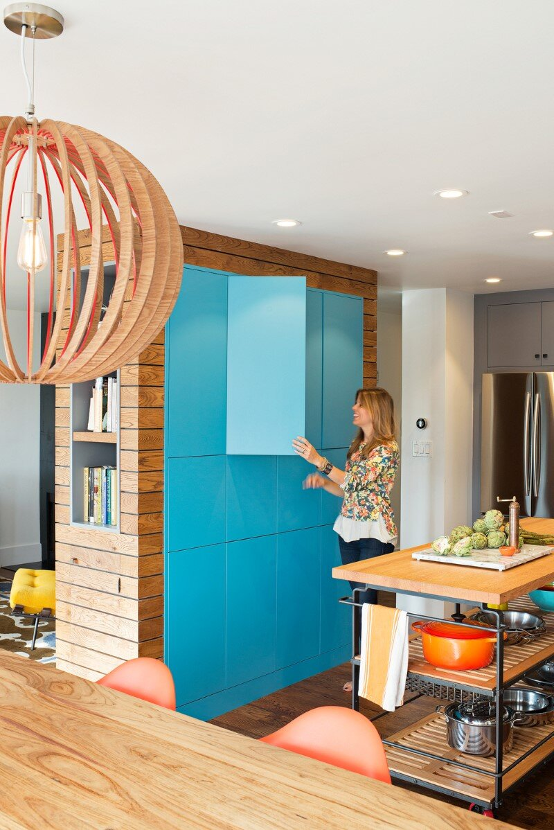 Duboce Park Home - modern industrial interior with sustainable aesthetics (5)