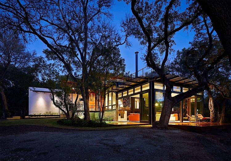 Eco friendly house - combination of innovative sustainable technologies and contemporary architecture (21)