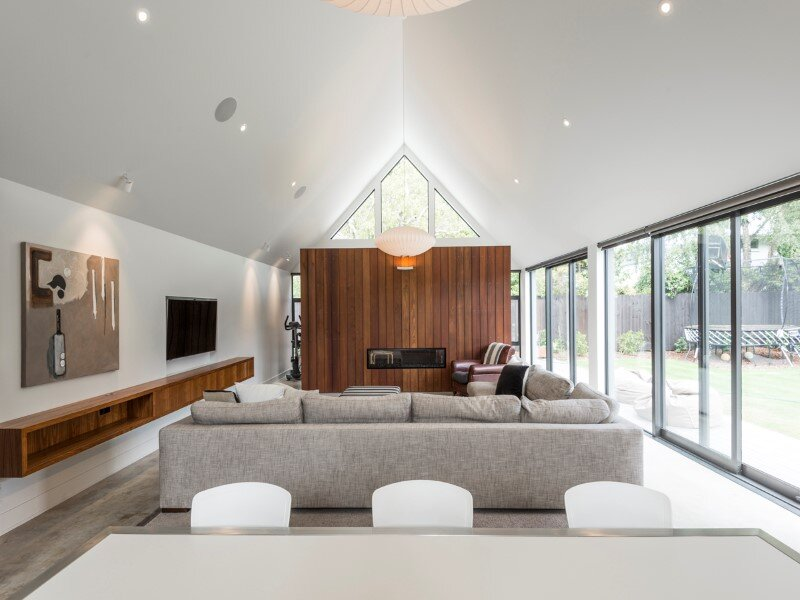 Elegant Twiss retreat with a great connection indoor outdoor - W2 Studio, New Zealand (6)