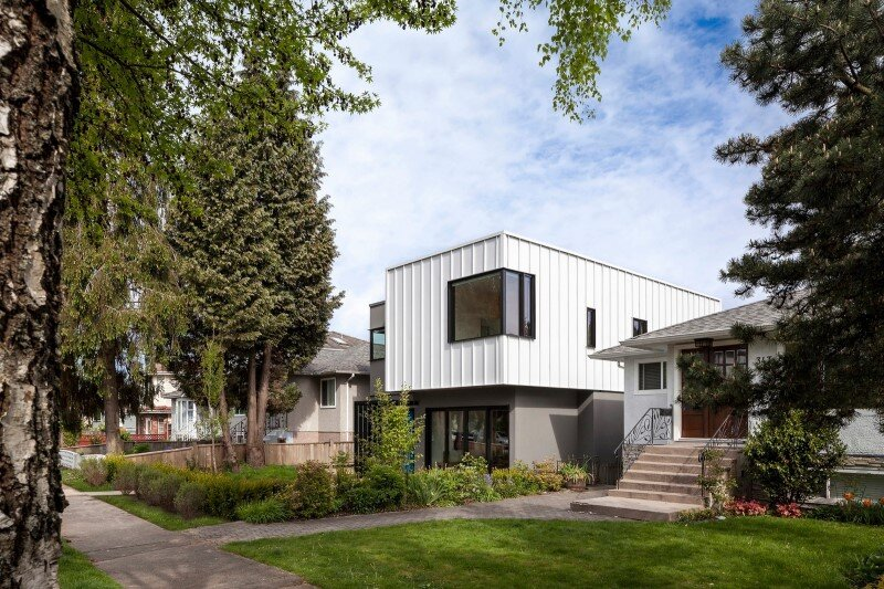 Grade House in East Vancouver by Measured Architecture 2