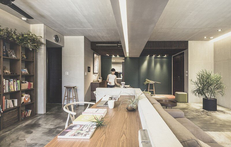 Hsinchu apartment by 323 interior (10)