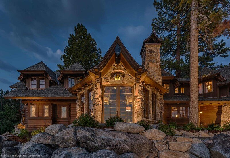 Lake Tahoe Estate - distinguished and iconic home (2)