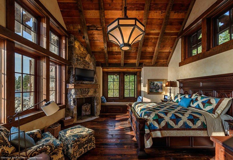 Lake Tahoe Residence - distinguished and iconic home (6)