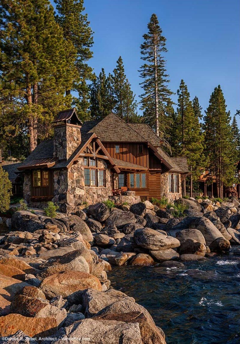 Lake Tahoe Residence - distinguished and iconic home (7)