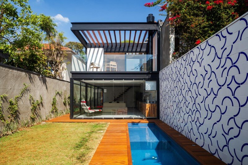 Leisure house with a large multiuse space - CR2 Arquitetura (1)
