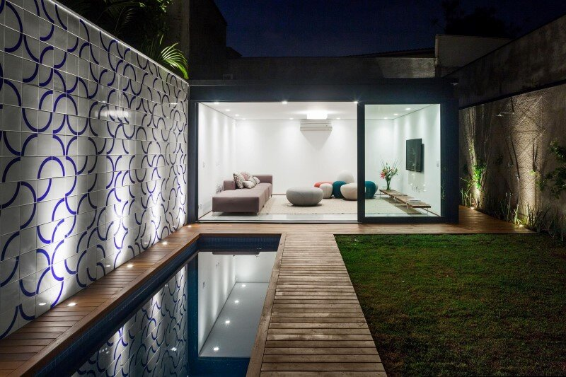 Leisure house with a large multiuse space - CR2 Arquitetura (12)