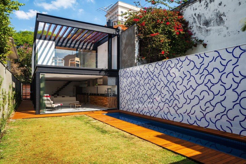Leisure house with a large multiuse space - CR2 Arquitetura (2)