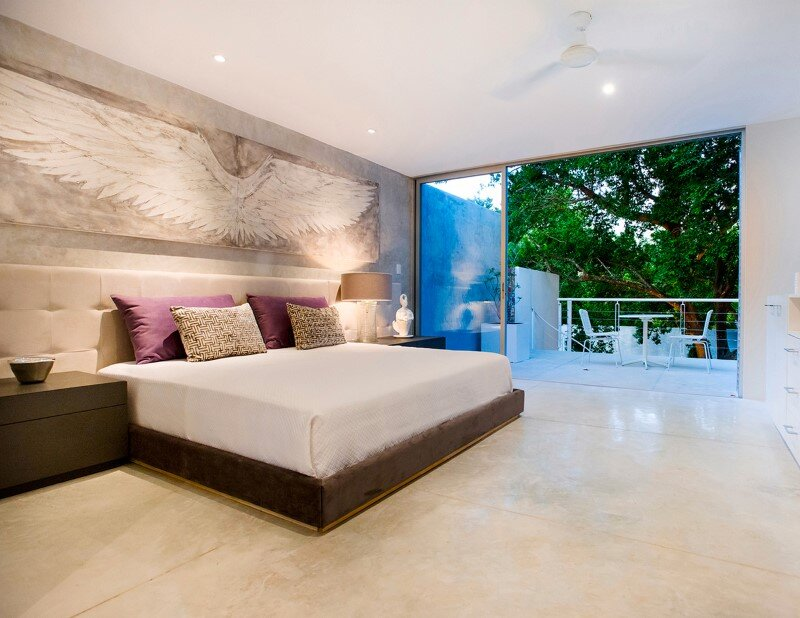 Merida House combines traditional Mexican elements with contemporary design (12)