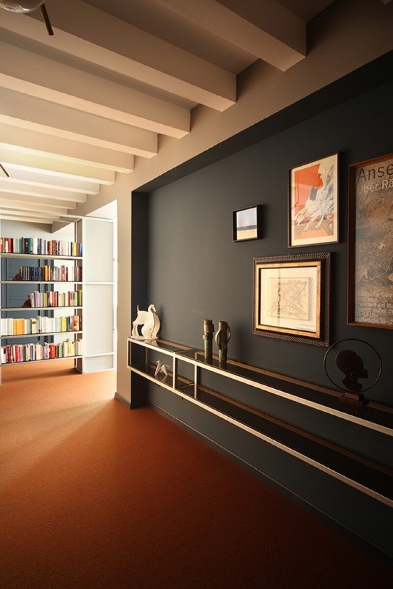 Metaphysical remix - renovation of apartment in Turin (2)