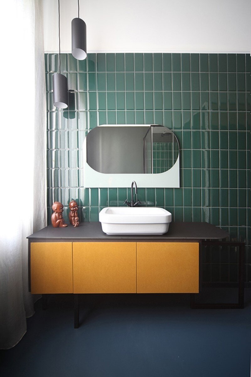 Metaphysical remix - renovation of apartment in Turin (9)