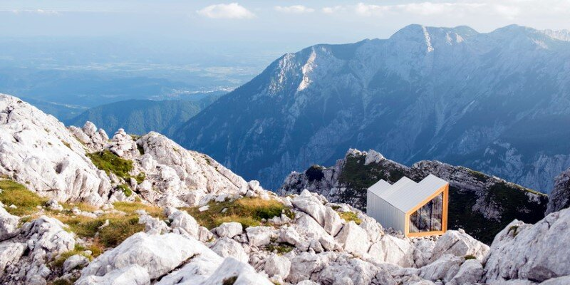 Mountain shelter on the highest peak in Slovenia (12)