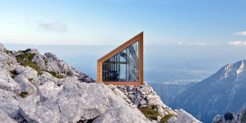 Mountain shelter on the highest peak in Slovenia (13)