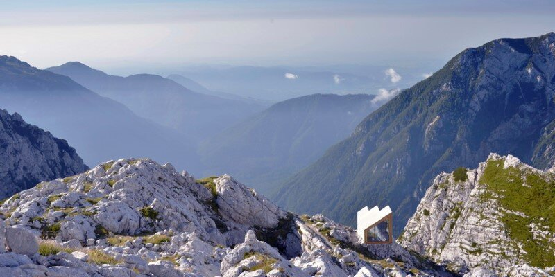 Mountain shelter on the highest peak in Slovenia (4)