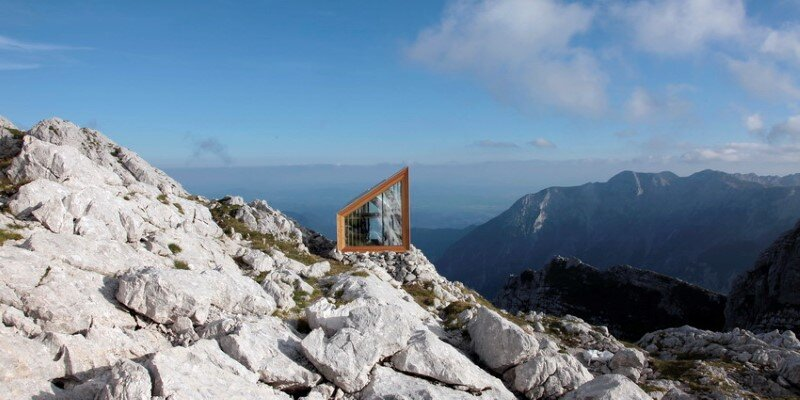 Mountain shelter on the highest peak in Slovenia (7)