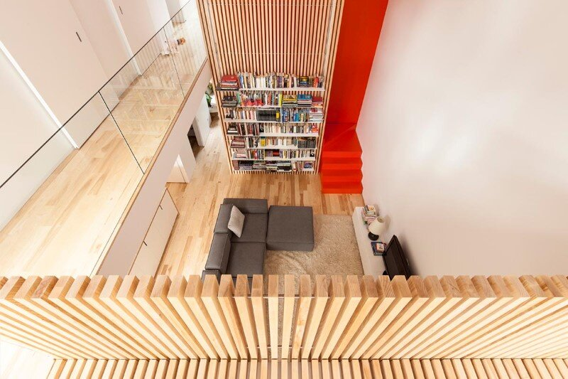 Old duplex renovated and converted into a family home (10)