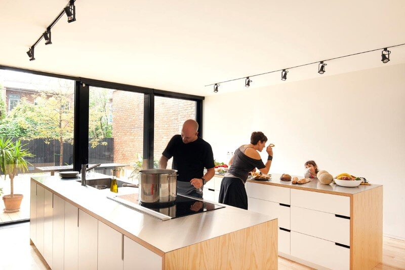 Old duplex renovated and converted into a family home (3)