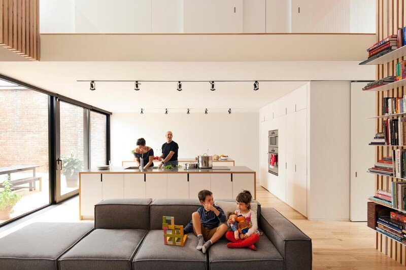 Old duplex renovated and converted into a family home (7)