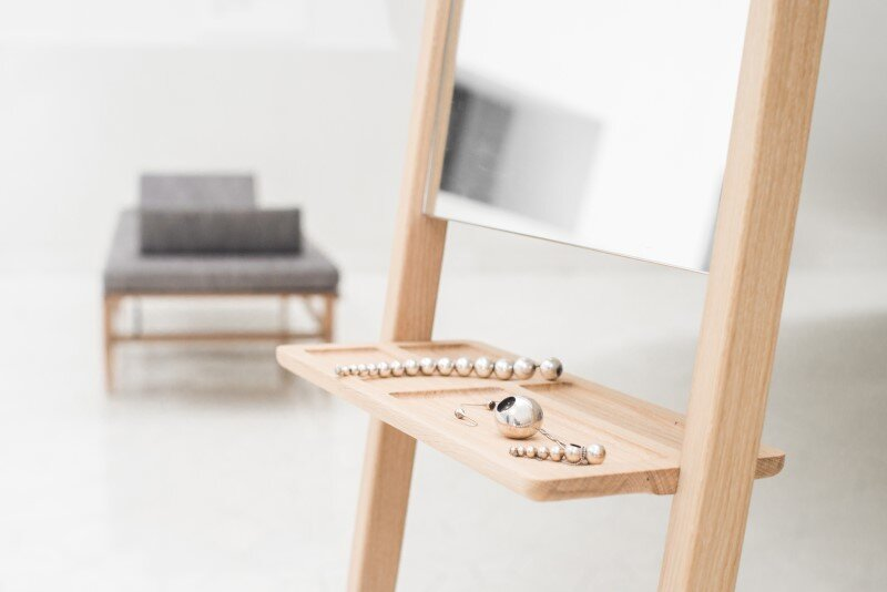 Public Project Collection - Oak furniture handmade using traditional methods (15)