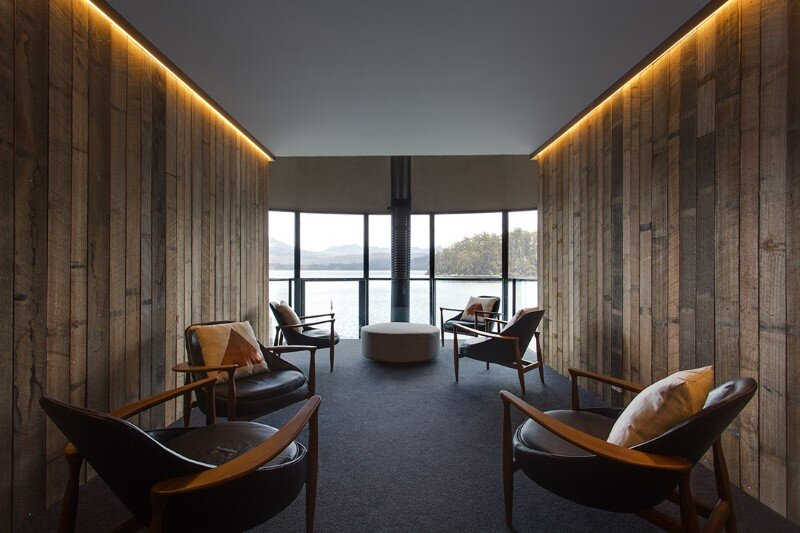 Pumphouse Point - new eco-lodge in remote Central Tasmania (1)