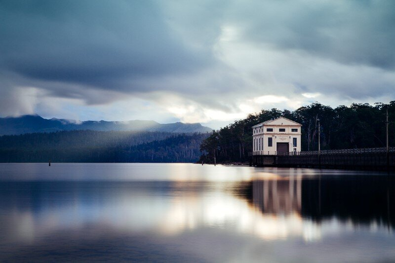 Pumphouse Retreat Point - new eco-lodge in remote Central Tasmania (10)