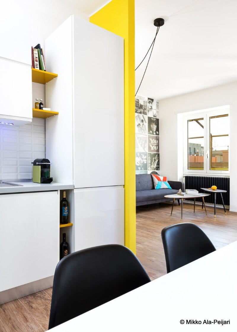 Rosario apartment in the heart of Rome - True Soul of a Lawyer (3)